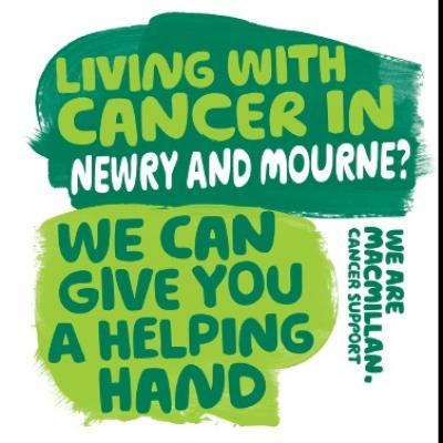 Macmillan Volunteers can lend a helping hand in Newry and Mourne