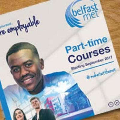 Part-time Courses Available!