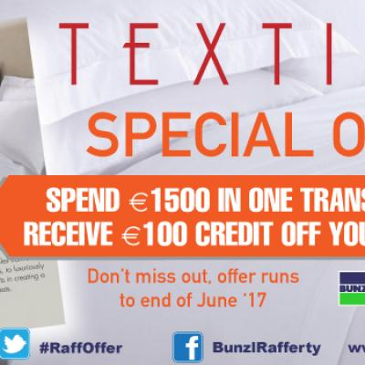 Textile Special Offer