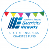 With thanks to NI Electricity Networks Staff & Pensioners Charities Fund